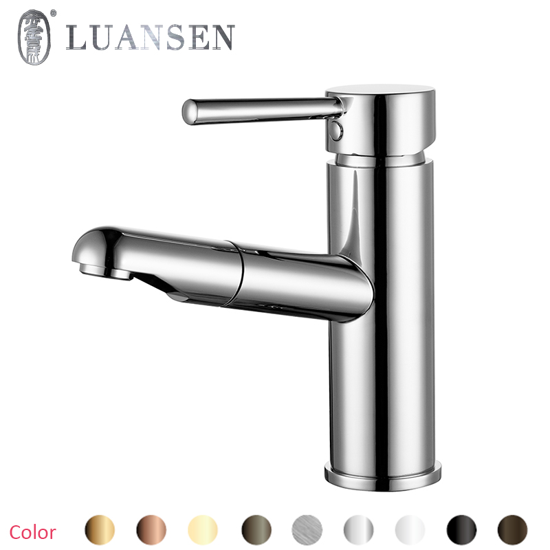Luansen 4 way mixer tap
