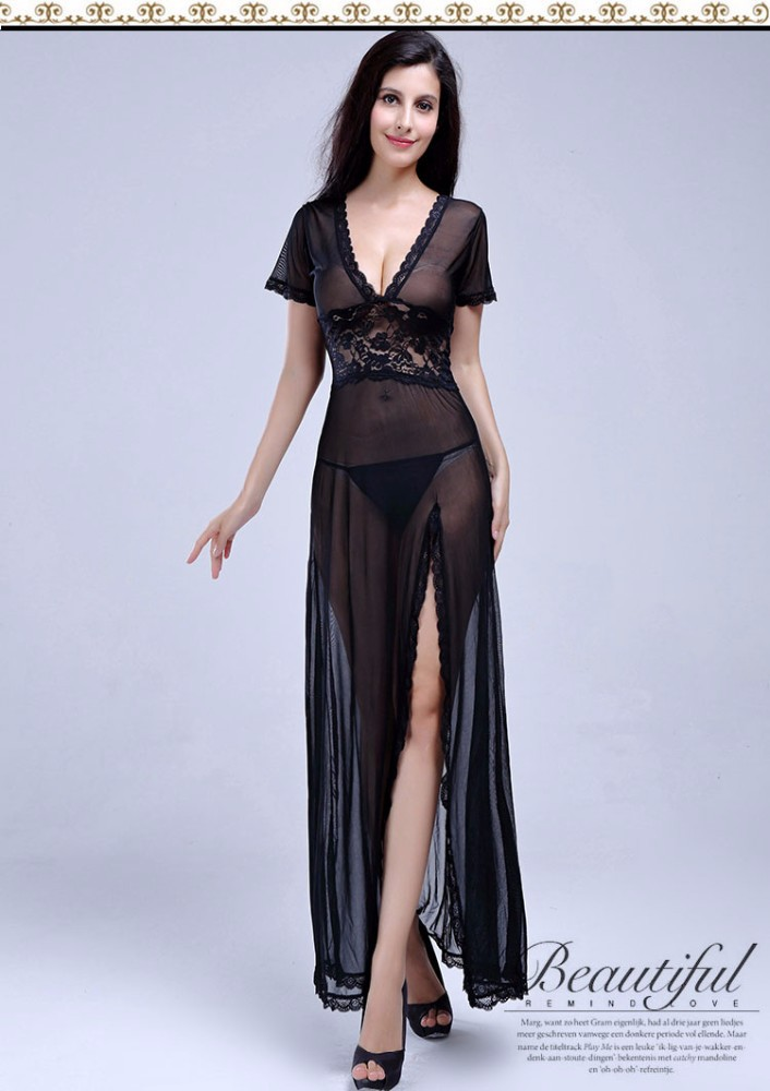 84d2d24b84 Seductive Long Female Sexy Night Dress - Buy Female Sexy Night Dress ...