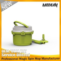 Window Cleaning Easy 360 Single Bucket Cleaning Mop Trolley, Lock And Lock Mop Pole Cleaning Mop As Seen On Japan