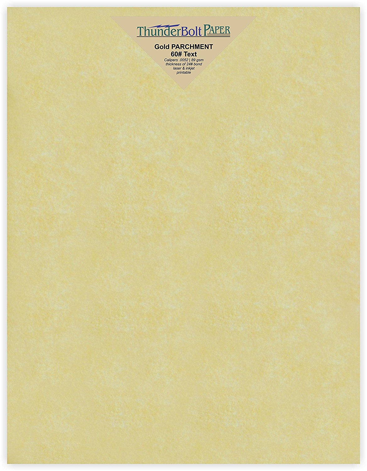 100 Light Green Parchment 60# Text Paper Sheets =24# Bond 8.5 X 14 inches Stationery Paper Colored Sheets Legal Size Vintage Colored Old Parchment Semblance 60 Pound is Not Card Weight