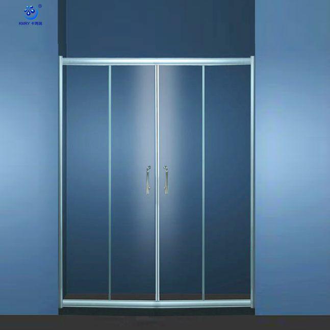 Sliding Walk In Shower Doors.4 Panels Sliding Line Shape Sliding Walking In Shower Door Kd6007 Buy Sliding Glass Shower Door Locker Shower Room Corner Glass Shower Door Product