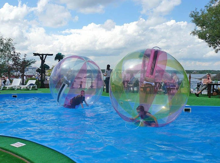 Dia 2m Inflatable Water Orbs Floating Giant Human Bubble Ball Sale - Buy  Water Orbs,Floating Water Bubble,Giant Human Bubble Ball Product on