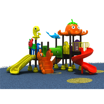 New Design Small Kids Slide outdoor playground Equipment Child Cheap Baby Toy Outdoor Playground amusement park