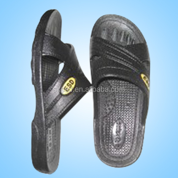ESD SPU Slipper/ China safety shoes/ comfortable slipper