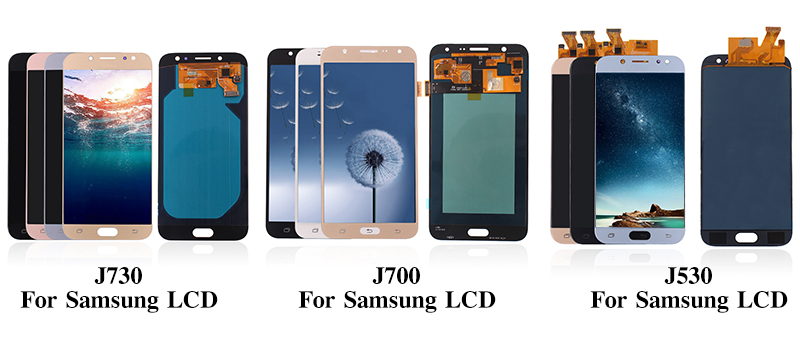 Mobile phone lcds for samsung j1 j120 j2 j250 j320 j4 j5