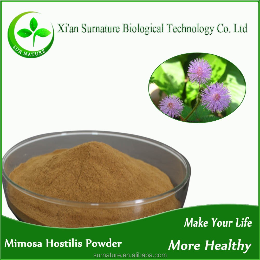 2016 hot sell Chinese organic mimosa hostilis extract powder