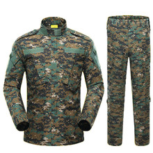 ขายส่ง jungle digital combat uniform woodland combat uniform
