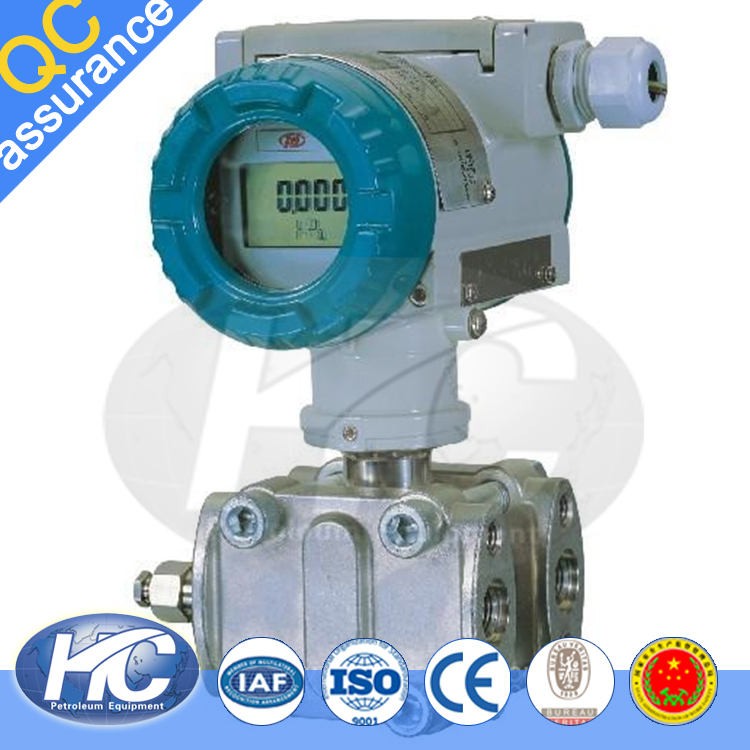 High precision differential pressure sensor / 4-20ma micro differential pressure transmitter