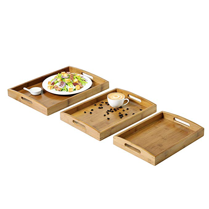 serving tray with handles MSL Details 3