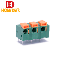7.62mm small electrical Connector Terminal Block