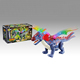2017 Hot Sale Electronic Jurassic Dinosaur Toy w/Lights Sounds & Walking Action