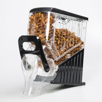 how to make cat food dispenser