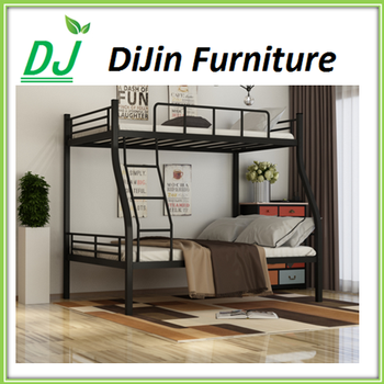 Cheap kids adult double bed kids bunk bed double deck beds for Cheap double deck bed