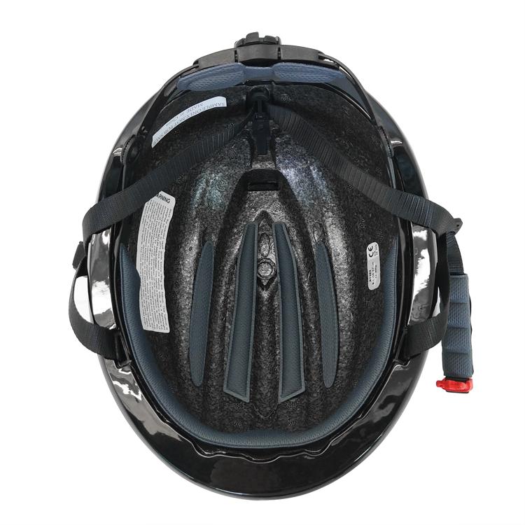 Short track speed ice skating helmet ASTM approval ice skate helmet 13