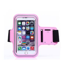 Universal Mobile Phone Jogging Running Arm Band Holder Case for phone 6 Plus 5.5 Sport Bag Pouch