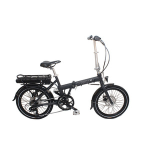 Electric City rechargeable e bike folding
