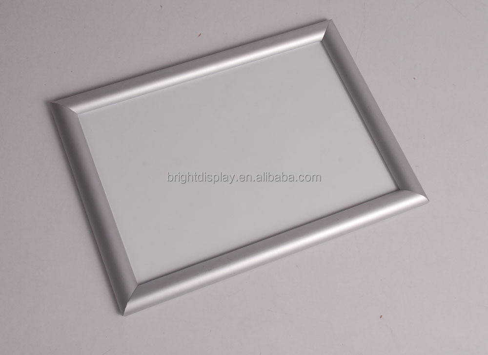 High Quality Snap Clip Poster Frame Anodised Aluminum Custom Size A1 ...