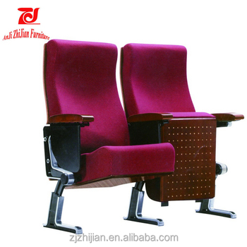 High Quality Cinema Chairs Wholesale VIP Couples Sit Auditorium Chair ZJ1204