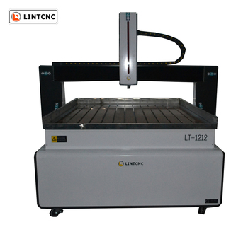 cnc router 1212 4 axis 2.2kw wood metal cutting milling machine / 1200x1200mm cnc router wood cutter