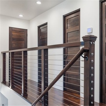 Cable Staircase Classical Stair Railing Vertical Cable Railing Systems    Buy Vertical Cable Railing Systems,Classical Stair Railing,Cable Staircase  ...