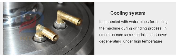 Hoge kwaliteit pinda freesmachine/pindakaas grinder machine/sesam verwerking machine