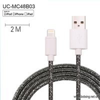 8PIN usb Cable for iphone usb to male rca cable