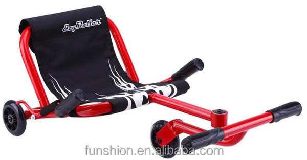 Cool riding toys easy roller bike 3 wheel ezyroller for Cool motorized toys
