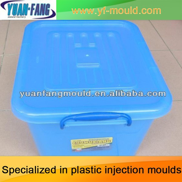 Plastic turnover box/plastic basket for fruit and vegetable/mesh plastic crate