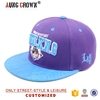 Newest fashion custom snapback oem factory china