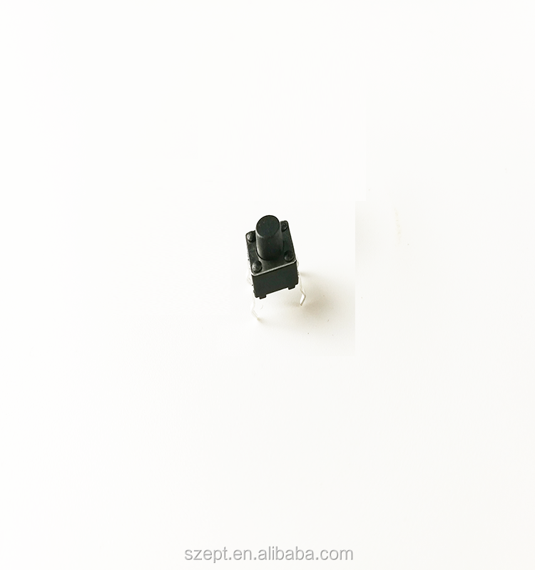 Reasonable 100pcs Momentary Tact Tactile Push Button Switch 4 Pin Dip Through Hole 6x6x20mm Switches