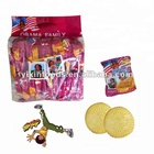 Obama Family Packing names of the wheat fiber Biscuit Product