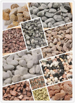 China Cheap Pebble Stone Slabs For Landscaping,Paving,Building ...
