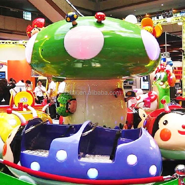 Cheap Backyard Amusement Park Equipment Ladybug Paradise