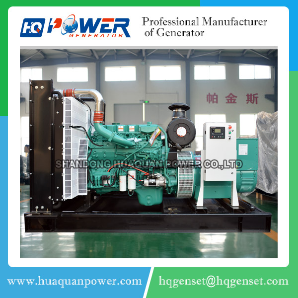 heavy fuel oil 400kw electric generators made in uk