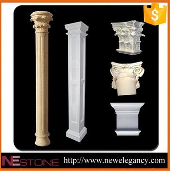 guangzhou factory agate pillars decorative pillars for homes house pillars designs - Decorative Pillars For Homes