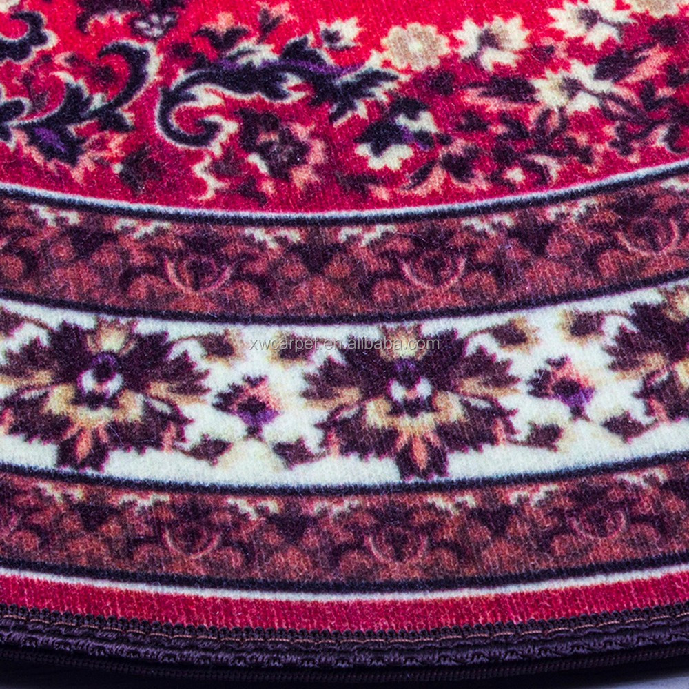 China Carpet Factory Anti Slip 3d Print Area Bedroom Rug