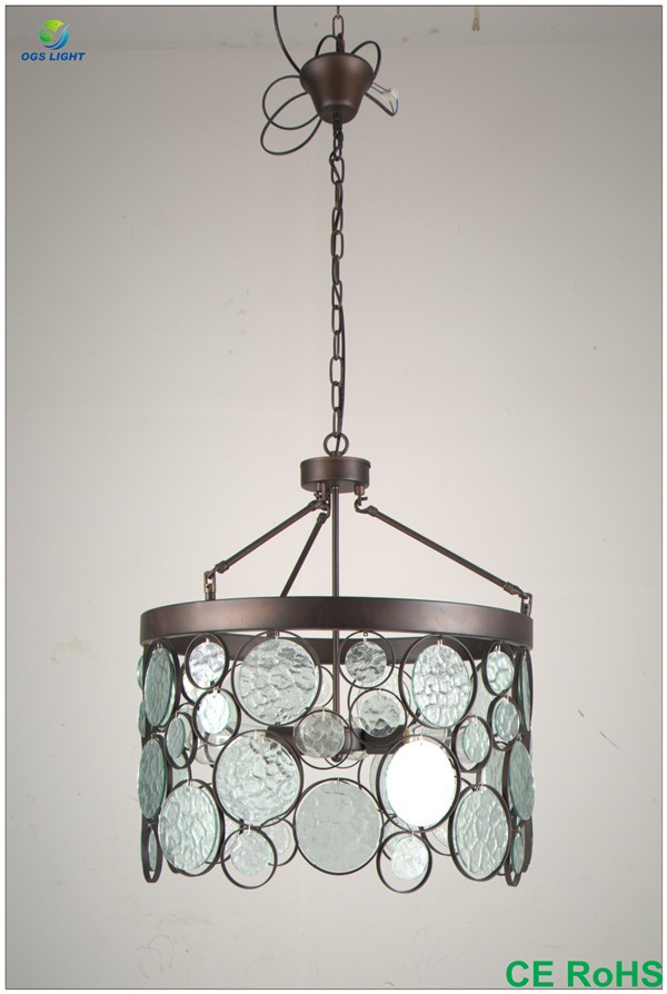 High quality Vintage Style Hemp Rope Pendant Light Lamp for Old Bar