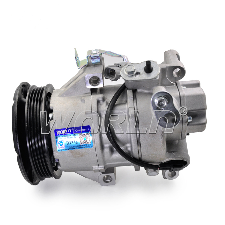 12 Volt Car <strong>Ac</strong> Compressor for Yaris VIOS Auris IST VITZ 8831052551 88310-52321 447260-2333