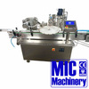 MIC-L40 E-liquid Filling and capping machine for 10-50ml bottle with ce approved