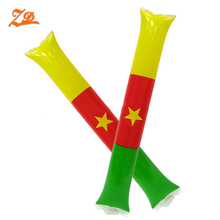 wholesale custom flag inflatable cheering stick bang