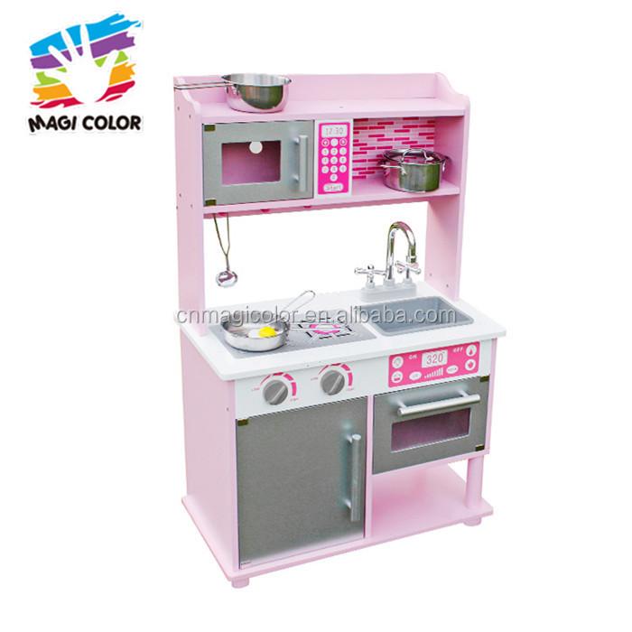 Venta al por mayor cocinas infantiles de madera-Compre online los ...