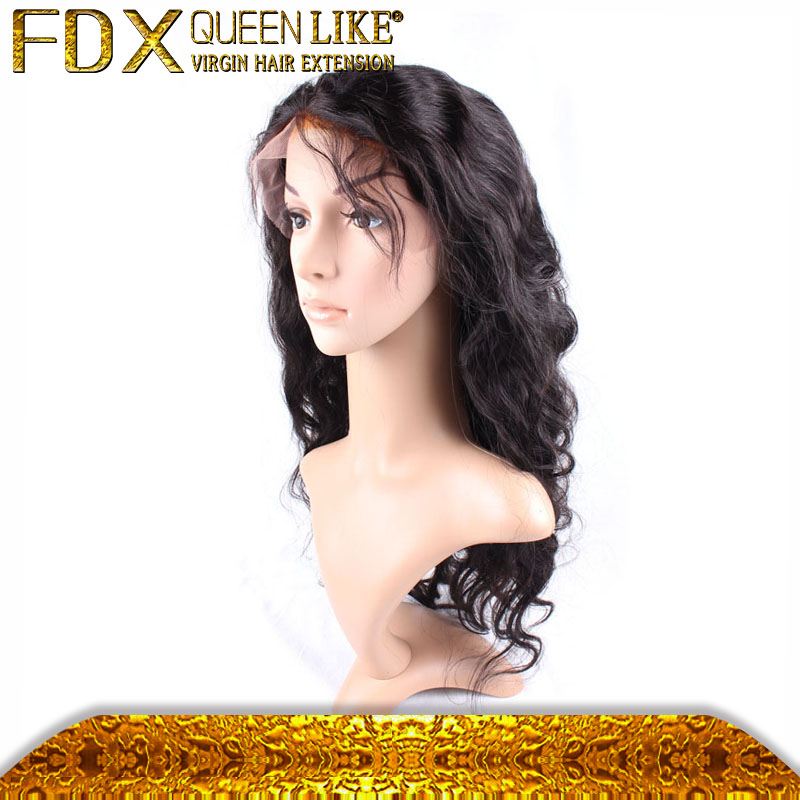 130%,150%,180% Density Ear To Ear Lace Frontal Wig