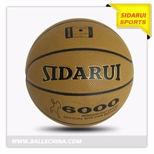 China Manufacture custom made pvc basketball Wholesale