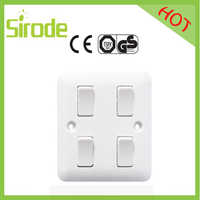 Electrican Easy Installation Wall Light Lamp Switch