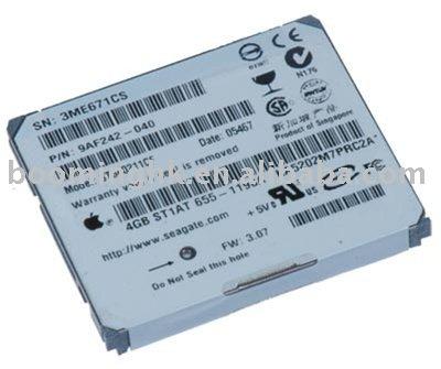 For Ipod Parts Ipod Mini 4gb Hard Drive Microdrive