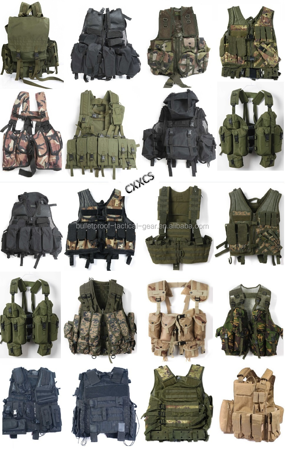 quick release military tactical vest cheap load bearing vest