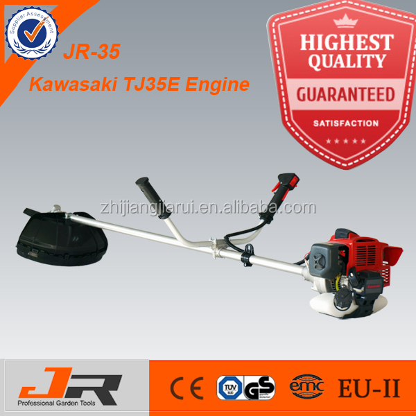 popular in europe 45.4cc kawasaki brush cutter/kawasaki grass trimmer