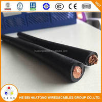 super flexible welding cable 95mm with CE certification