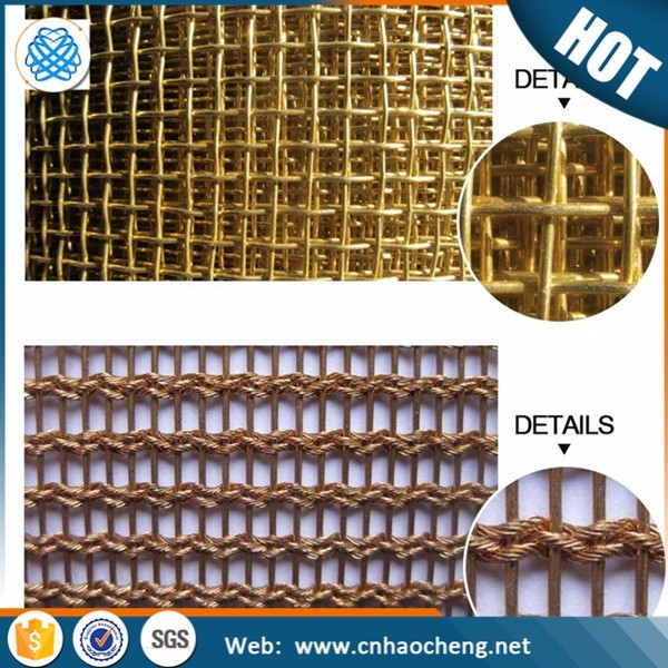 Car part 100 mesh tinned copper wire mesh for noise reduction