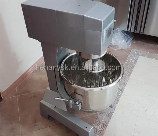 25L Stainless Steel multifunction planetary Spiral dough mixer / egg mixer / flour mixer